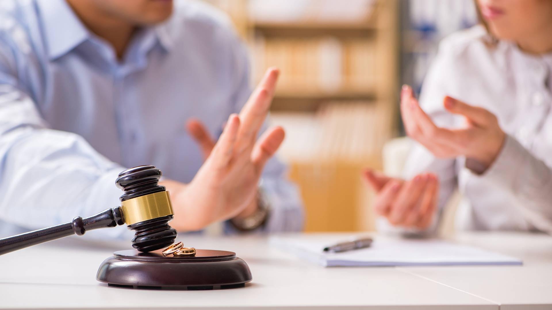 De standaard voor de rechterlijke macht